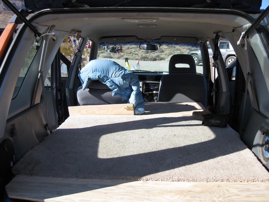 Convert Your Honda CR V Into A Comfy Compact Camper