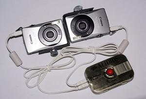 DIY Stereographic Camera