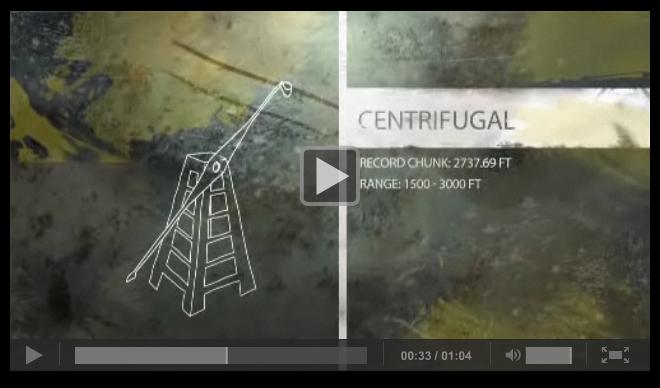 Centrifugal - punkin chunkin