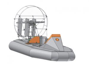 easyrideair hovercraft