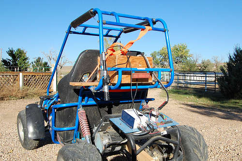 How to Build a Go-Kart in One Day - DIY Go Cart Plans - Popular