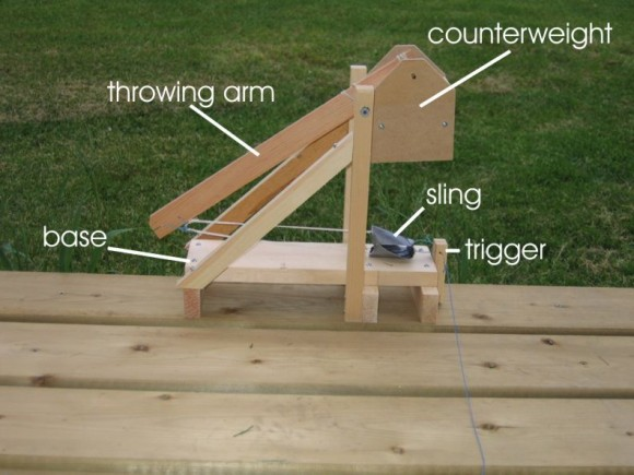 How to build a trebuchet (with pictures) wikihow.