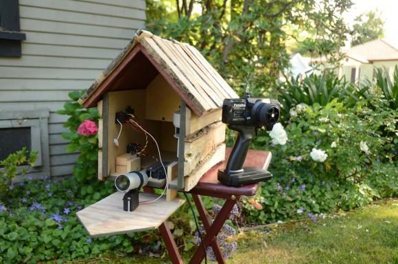 Secret Surveillance Garden Birdhouse - Notes and Plans from my Build ...