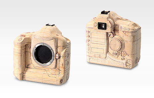 How To Make A Balsa Wood Canon Dslr Mockup Do It Projects Plans