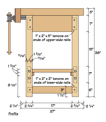 Permalink to build woodworking workbench plans