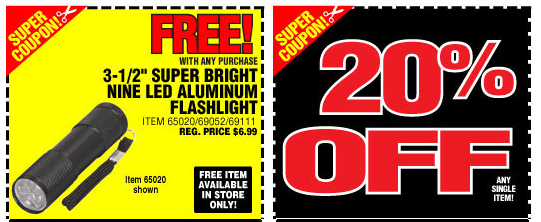 Never Shop At Harbor Freight Without A Coupon Links To Their Best